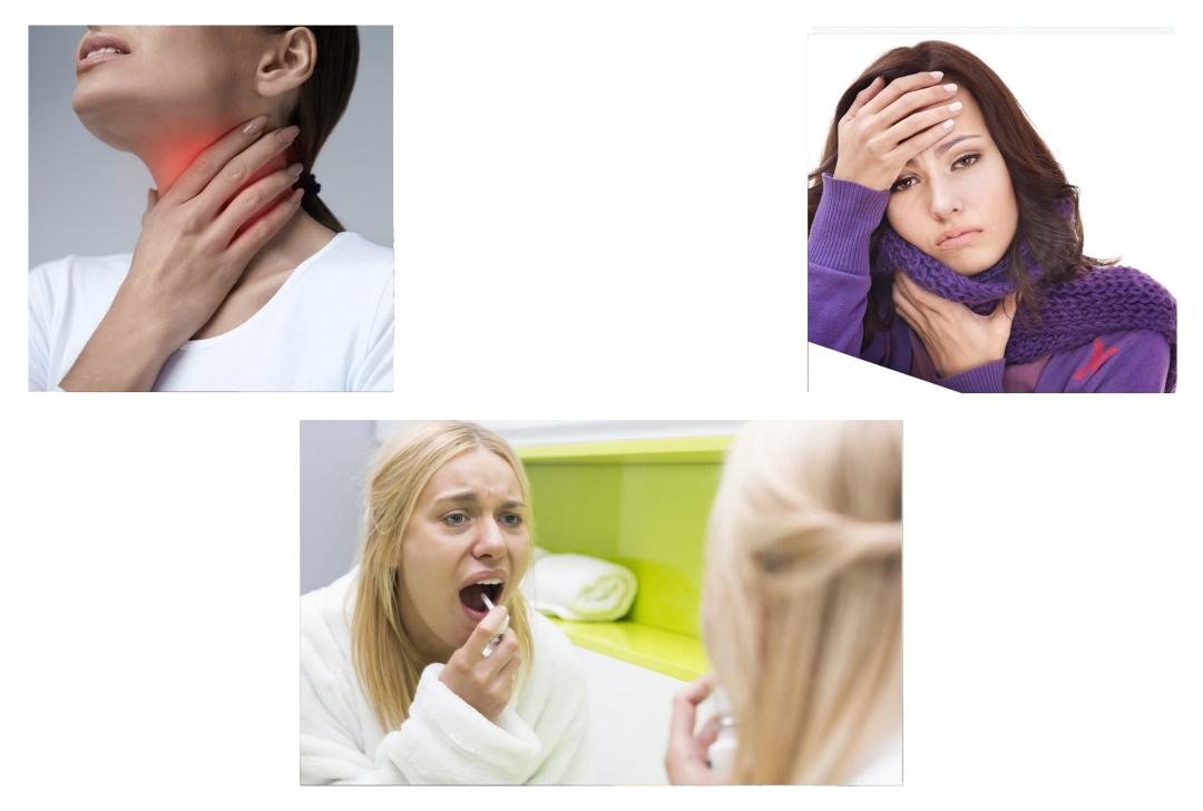 Симптомы и лечение воспаления носоглотки