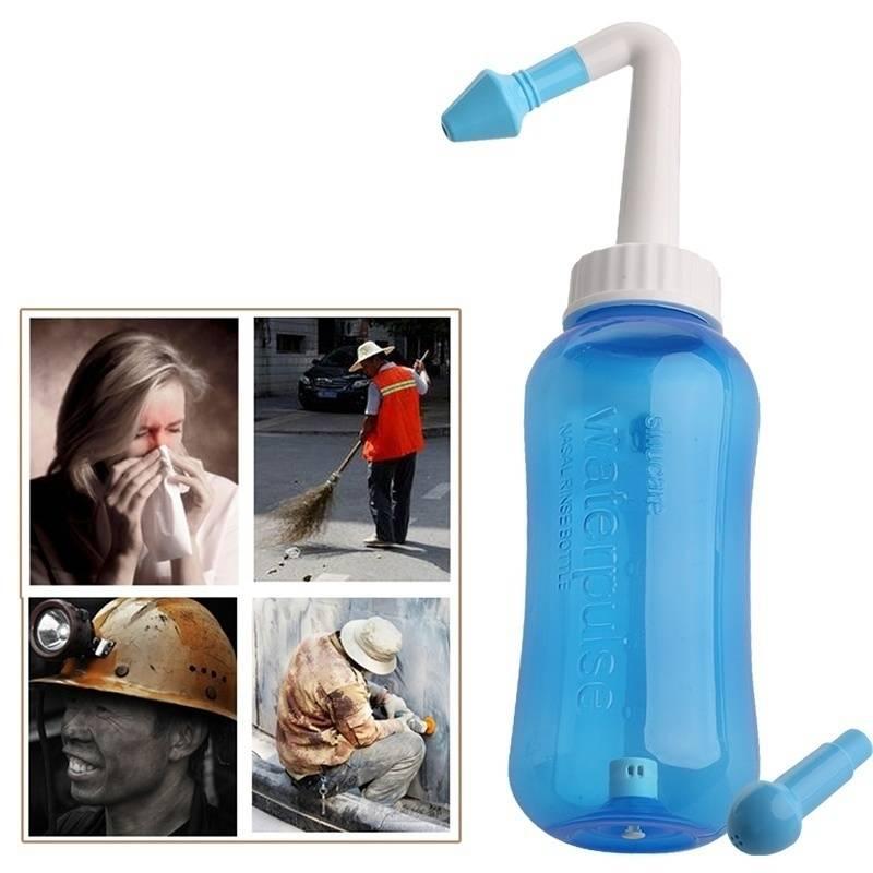 аппарат для промывания носа в домашних условиях