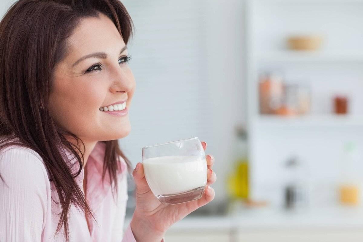 Лечение кашля «боржоми» с тёплым молоком