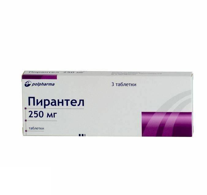 препараты от аскаридоза у человека