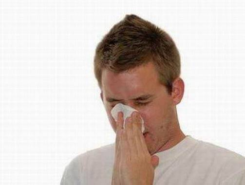 насморк с чиханием лечение
