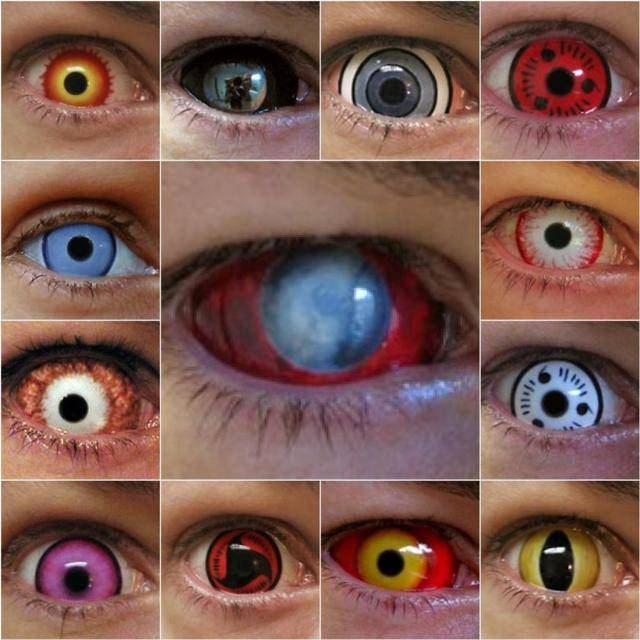Зрение минус 5