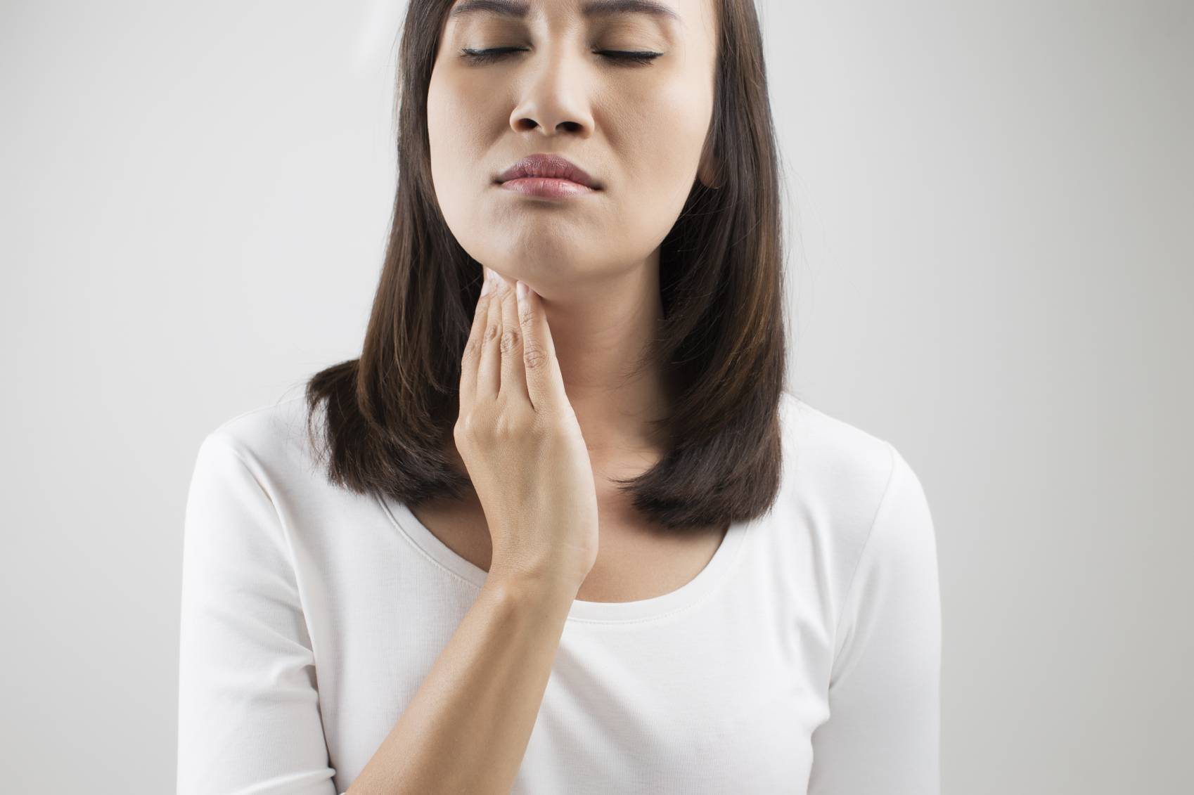 Першит и болит горло при беременности что делать