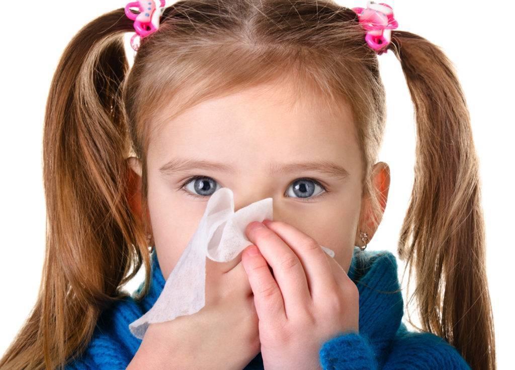 Ребенок чихает и сопли чем лечить 3 года