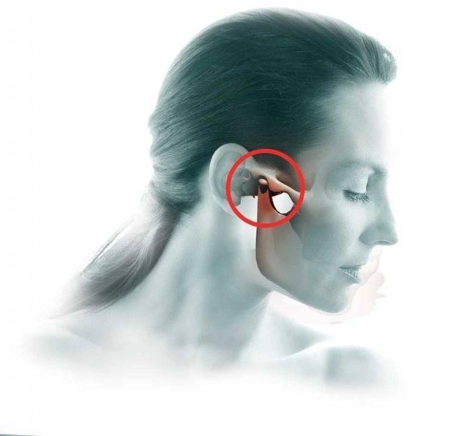 Боль за ухом: виды, причины появления, методы лечения — симптомы
