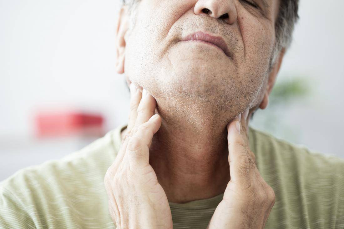 Рак горла и гортани: как проявляется, симптомы, лечение, диагностика и прогноз выживаемости