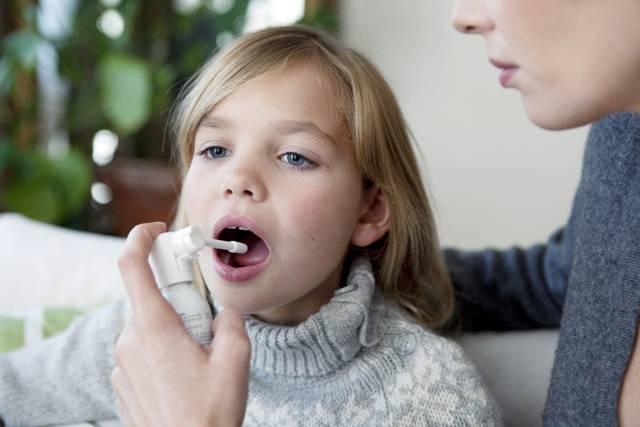 назофарингит у детей лечение