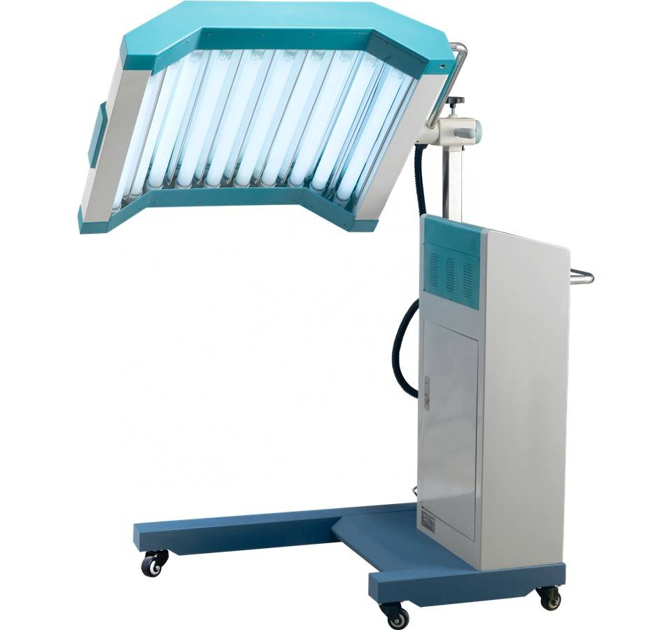 Виды и преимущества фототерапии при псориазе