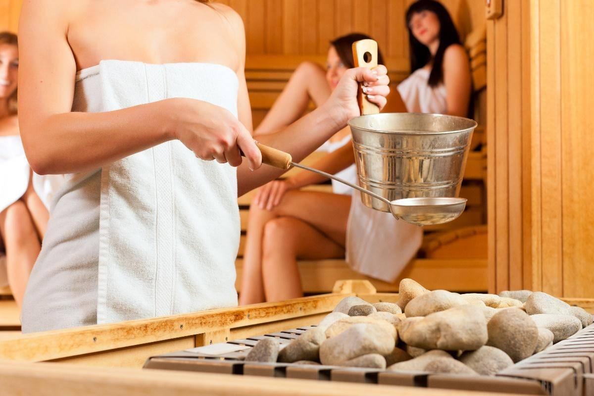 Можно при миоме и мастопатии париться в бане