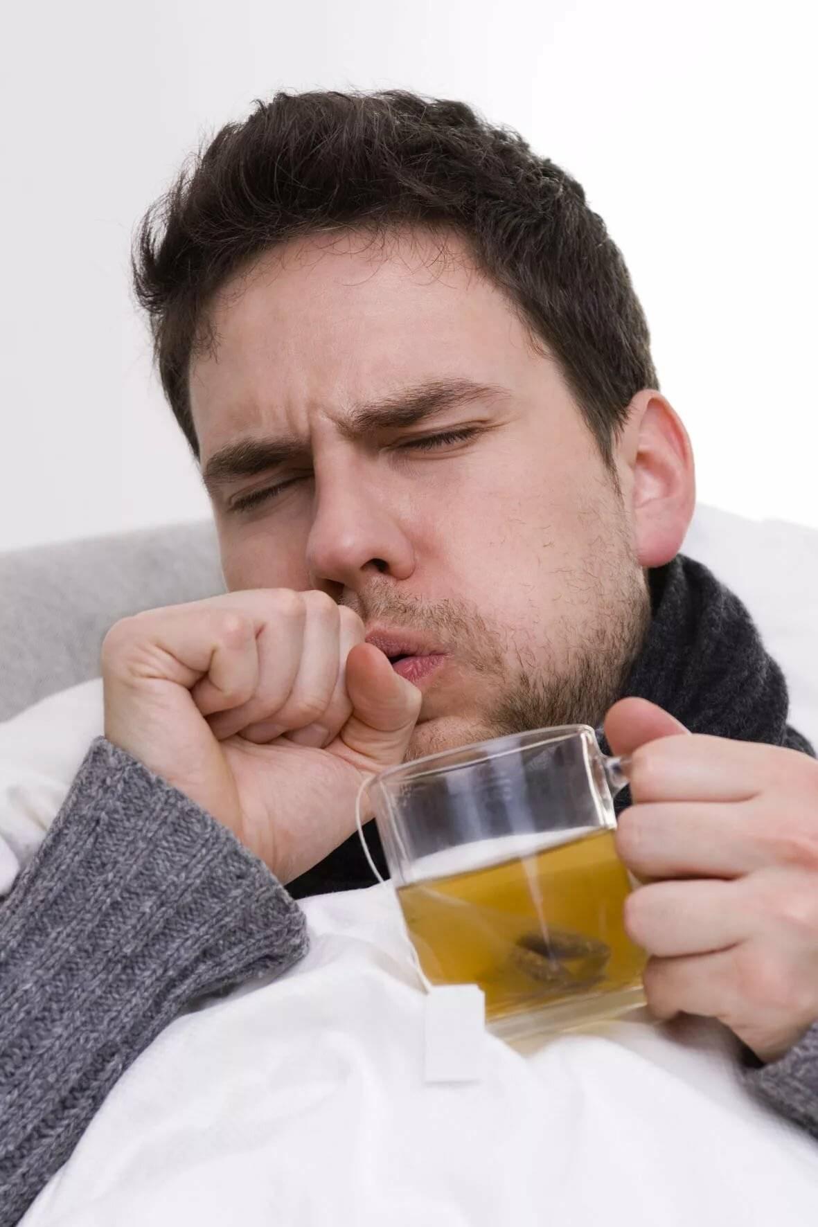 сухой мучительный кашель у взрослого