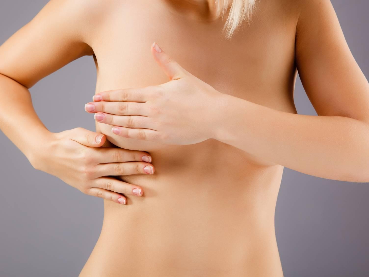 Мастопатия при беременности болит грудь