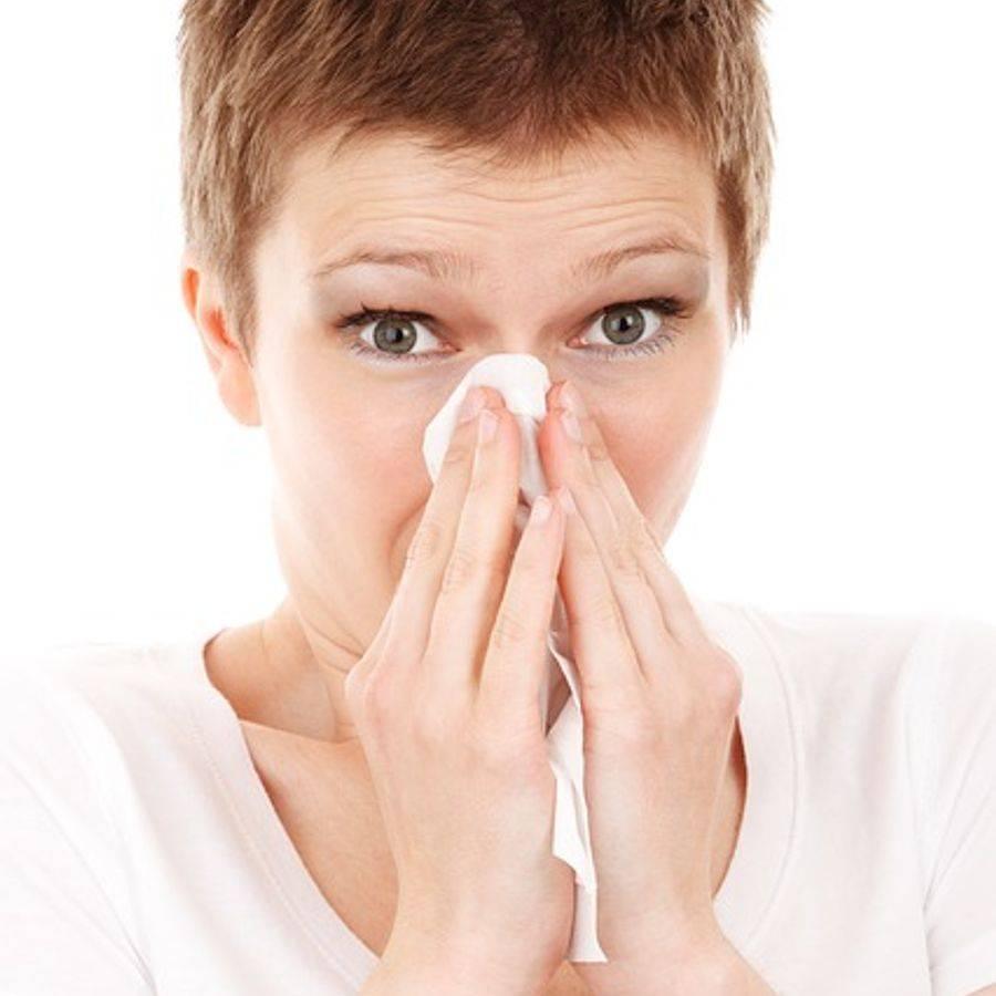 Хронический гайморит нос дышит