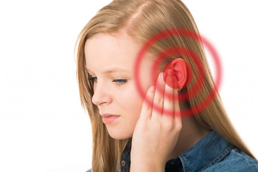гул в левом ухе причины и лечение