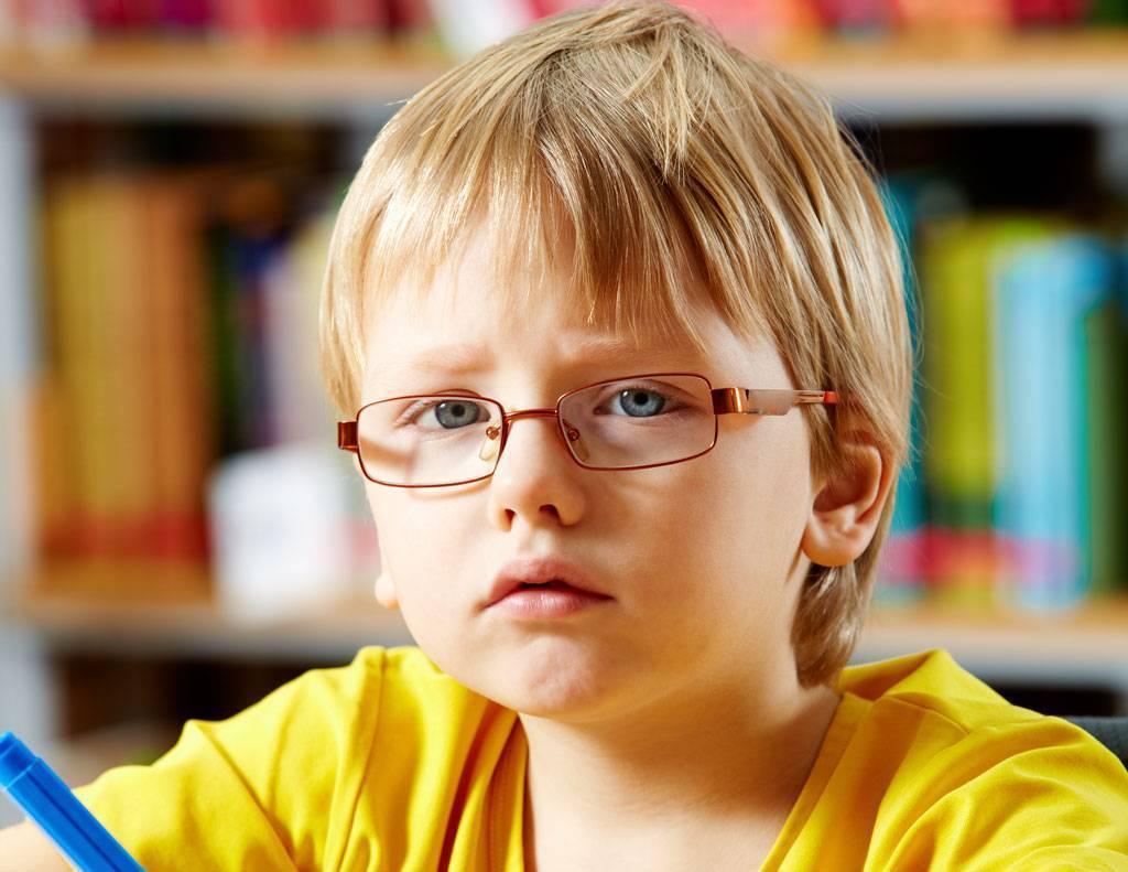 Дальнозоркость у детей - причины и лечение