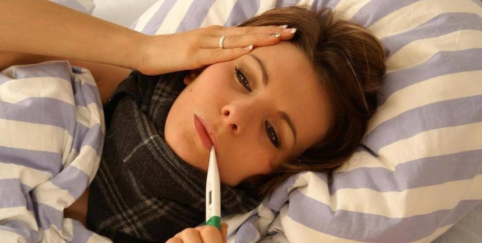 Сколько держится температура при ангине у ребенка?