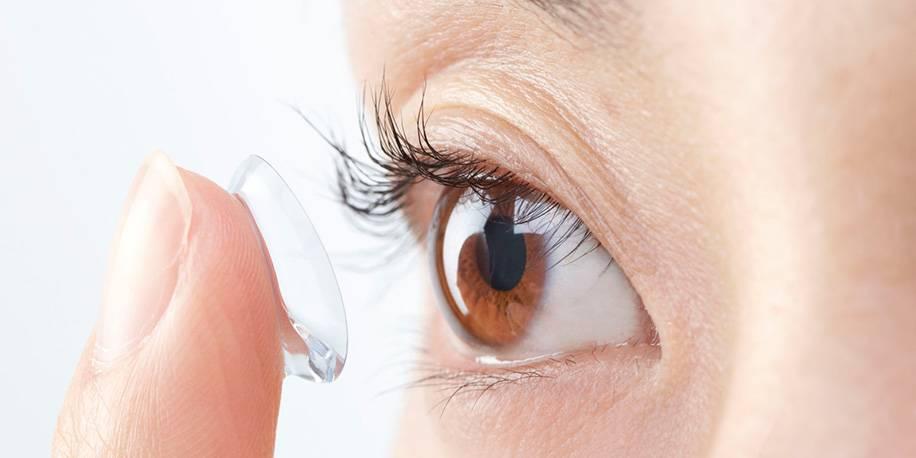контактные линзы сколько можно носить не снимая