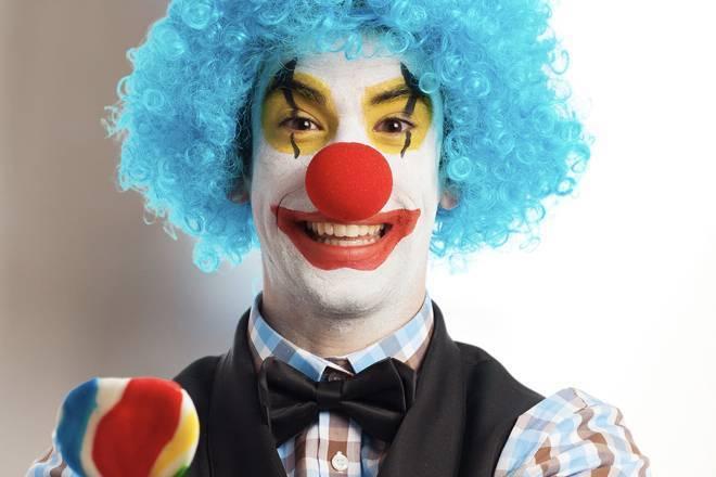 фобия клоунов