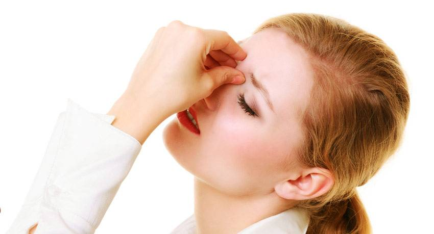 Гайморит без насморка и заложенности носа