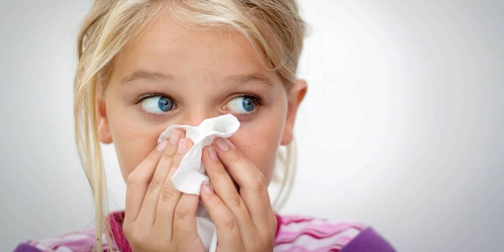 Заложенность носа без насморка у ребенка — что делать, как и чем лечить?