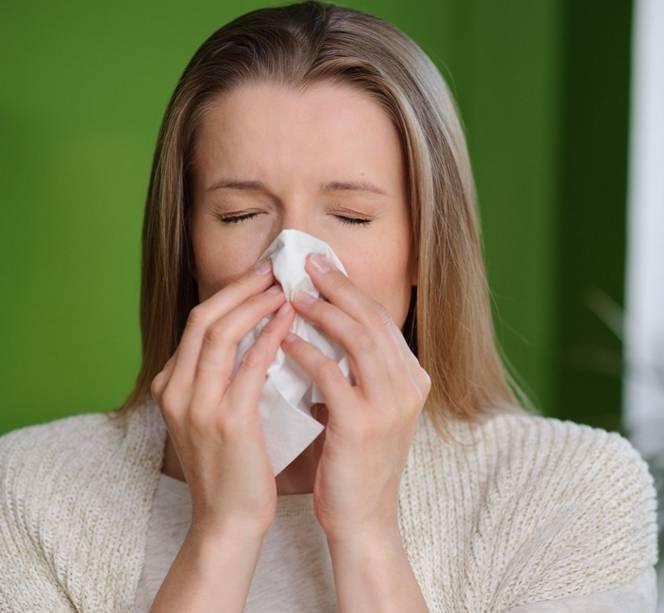 симптомы кашель насморк температура