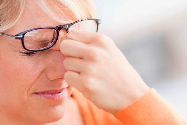 резко ухудшилось зрение одного глаза