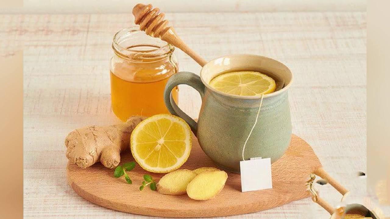 Имбирь с лимоном и медом рецепт здоровья от кашля