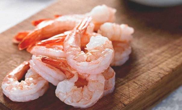 Холестерин в морепродуктах таблица