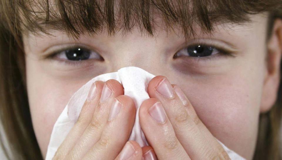 сопли чихание без температуры